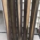 5 Blue Mahoe Wood aka Blue Hawaii Lumber 2x2x24 Turkey Calls Pool Cues Timber