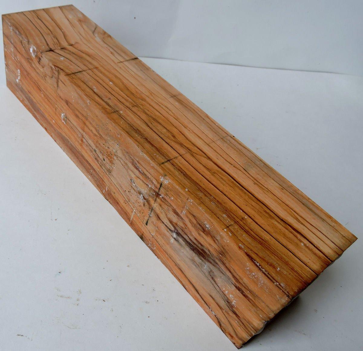 Roman Olivewood Lumber 3x3x12 Gun Grips Game Calls Reel Seats Pool Cues Timber