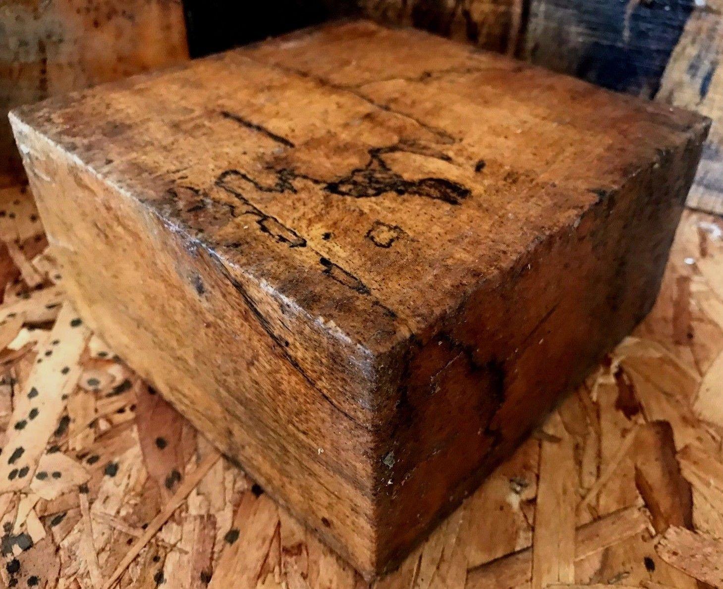 Spalted Tamarind Lumber Lathe Woodturning 6x6x3 Woodworking Knife Handles Wood