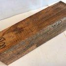 Spalted Tamarind Lumber Lathe Woodturning 3x3x11 Woodworking Knife Handles Wood