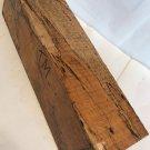 Spalted Tamarind Lumber Lathe Woodturning 3x3x12 Woodworking Knife Handles Wood