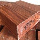 Patagonian Rosewood Bowl Blank 6x6x3 Lathe Wood Turning Game Calls Handles Wood