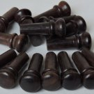 Rosewood Violin Viola Guitar Endpins String Instruments French Style Endpins
