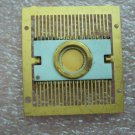 Vintage un-finished chip DIP Square for collector, Chip History