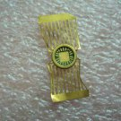 Vintage un-finished small chip as pictured with Gold legs, Rare package