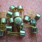 QTY 1x 2N6660 N-Channel Enhancement MOSFET Transistor, Gold Pins