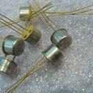 QTY 1x Vintage 2N3053 Small Signal Bipolar, Silicon PNP Transistor,  Gold Pins