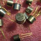 QTY 1x 2N1308 Ge NPN Lo-Pwr BJT Transistor