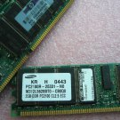 1x 2GB DDR 266 PC-2100R ECC Registered Server memory HP PN 261586-051