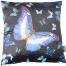 Battilo Soft Floral Throw Pillow Decorative Cushion for Bed Living Room Couch Sofa 18 x 18 inch