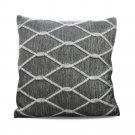 Battilo Retro Soft Knitted Geometric Patterns Throw Pillow Chair Desk Room Cushions
