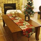 Battilo Table Runner Thanksgiving Day Christmas Decorative Wedding Party Decor