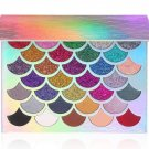 BIG SALE CLEOF The Mermaid Glitter Eyeshadow Palette by CLEOF Cosmetics