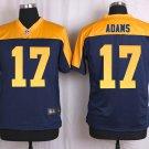 Men's  Green Bay Packers #17 Davante Adams elite stitched Football jersey
