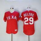 Men's  Texas Rangers 29 Adrian Beltre Red Flexbase Baseball Jersey