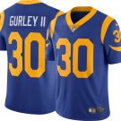 Men's Alternate Limited Jersey Los Angeles Rams Todd Gurley #30