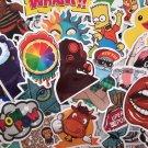 20 Random Vinyl Stickers Set LOT