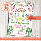Fiesta Birthday Invitation - Fiesta02