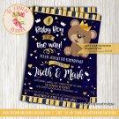 Little Bear Baby Shower Invitation - INV02