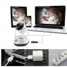 Digoo BB-M1 Wireless WiFi USB Baby Monitor Alarm Home Security IP Camera HD 720P (1083520)