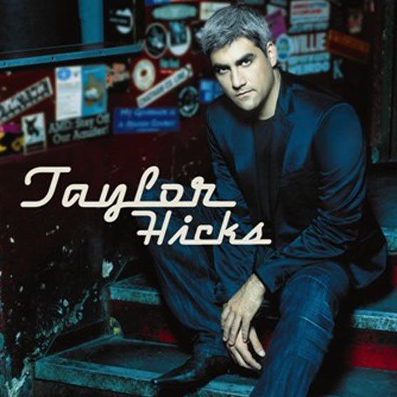 Taylor Hicks - CD (Pop/Rock, Blues and R&B, 2006, Arista Records)
