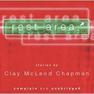 Rest Area by Clay McLeod Chapman - (Audiobook, CD, 2001)
