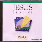 Hosanna! Music  JESUS IS ALIVE CD - 1991 Praise & Worship – Ron Kenoly - Christian - OOP