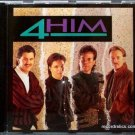 4 HIM Debut CD – 1990 – Christian – CCM - OOP - Mark Harris