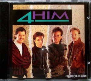 4 HIM Debut CD � 1990 � Christian � CCM - OOP - Mark Harris