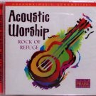 2000 Hosanna! Music ACOUSTIC WORSHIP ROCK OF REFUGE Praise and Worship CD - Christian - NEW Sealed