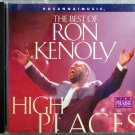 Hosanna! Music HIGH PLACES CD 1997 Praise & Worship Music – The Best of Ron Kenoly – Christian