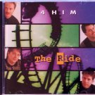 4 HIM CD - The Ride - 1994 - CCM - OOP - Mark Harris