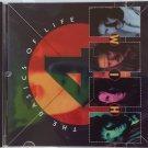 TRUTH CD - The Basics of Life - 1992 - OOP - Mark Harris - CCM - Christian
