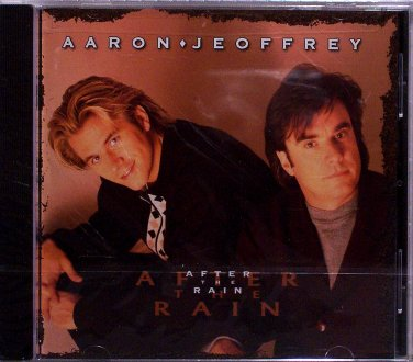 AARON JEOFFREY CD - After The Rain - 1996 - OOP - FACTORY SEALED