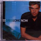 GREG LONG CD - NOW - 2001 - OOP - CHRISTIAN - CCM - FACTORY SEALED