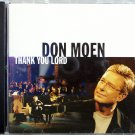 Integrity Music  THANK YOU LORD CD – 2004 Praise & Worship - Don Moen