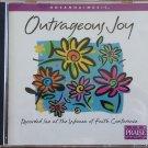 Hosanna! Music OUTRAGEOUS JOY CD - Women of Faith - Original 1998 Release - Praise & Worship