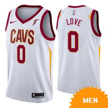 huge discount d2604 aebf3 Men's Cleveland Cavaliers Kevin Love Association Edition ...