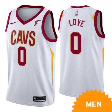 huge discount fce58 1180c Men's Cleveland Cavaliers Kevin Love Association Edition ...