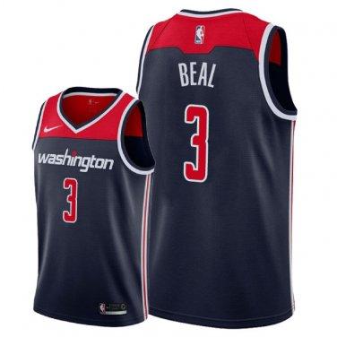 promo code 3e9da c32f1 Men's Washington Wizards Bradley Beal Statement Edition ...
