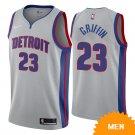 Men's Detroit Pistons Blake Griffin Statement Edition Jersey - Gray