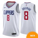 Men's Los Angeles Clippers Danilo Gallinari Association Edition Jersey - White