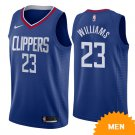Men's Los Angeles Clippers Lou Williams Icon Edition Jersey - Blue