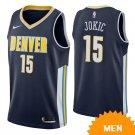 Men's Denver Nuggets Nikola Jokic Icon Edition Jersey - Navy