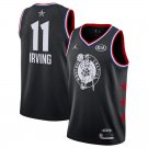 Men's Boston Celtics Kyrie Irving 2019 NBA All-Star Black Game Jersey