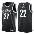 Men's Brooklyn Nets Caris LeVert Icon Edition Jersey - Black