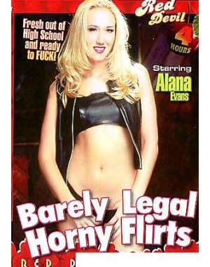 Barely Legal Horny Flirts