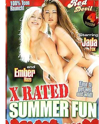 X Rated Summer Fun