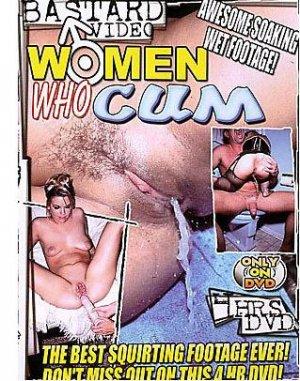 Womem Who CUM