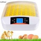 New Intelligent Automatic Digital Hatching 56 Eggs Incubator Chicken M5BD 05